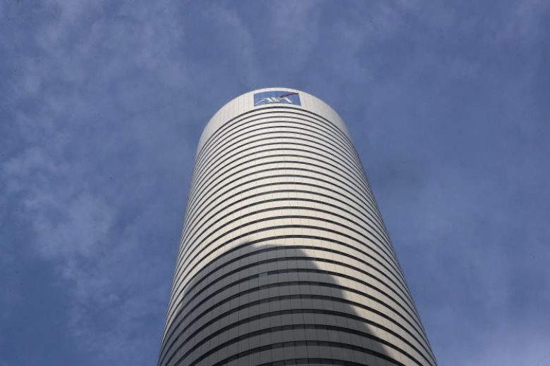 Alibaba to buy 50% stake in AXA Tower